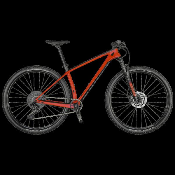 Bicicleta SCOTT Scale 940 tamanho M 2021 red