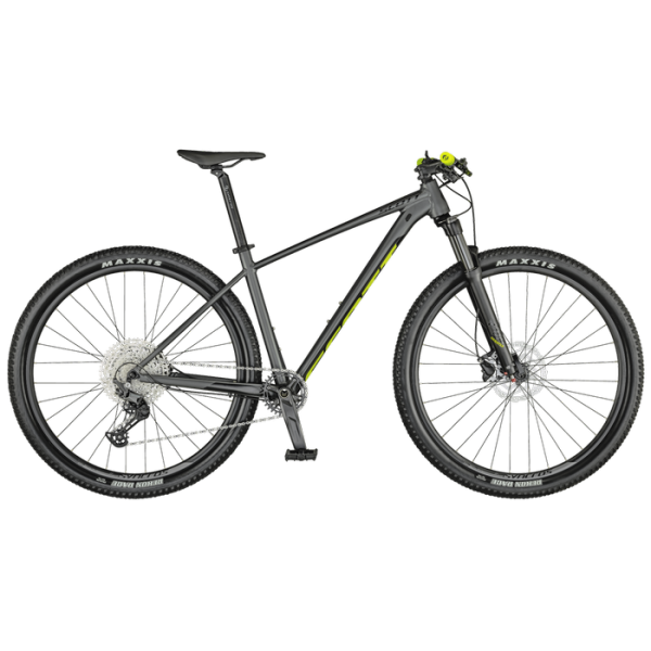 Bicicleta SCOTT Scale 980 tamanho L 2022 dark grey